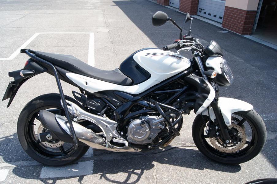 Zdjęcie motocykla SUZUKI GLADIUS