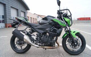 Zdjęcie motocykla KAWASAKI Z400