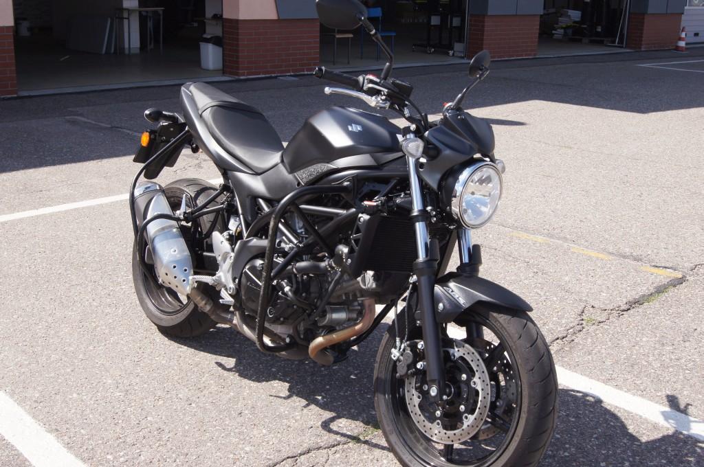 Zdjęcie motocykla SUZUKI SV