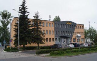 Zdjęcie budynku WORD - front