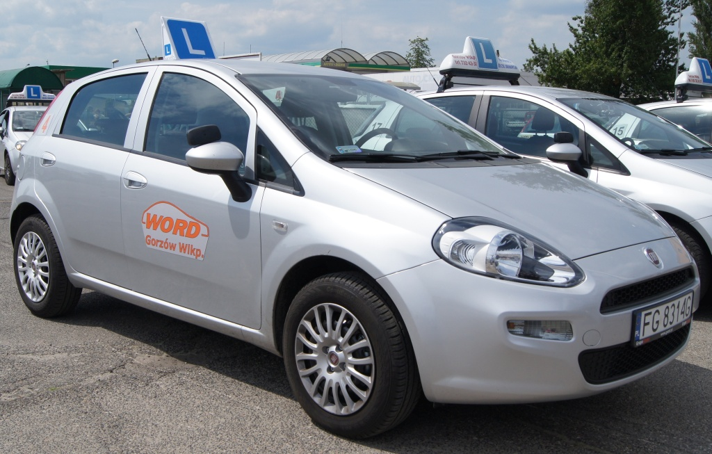 Zdjęcie samochodu marki Fiat Punto