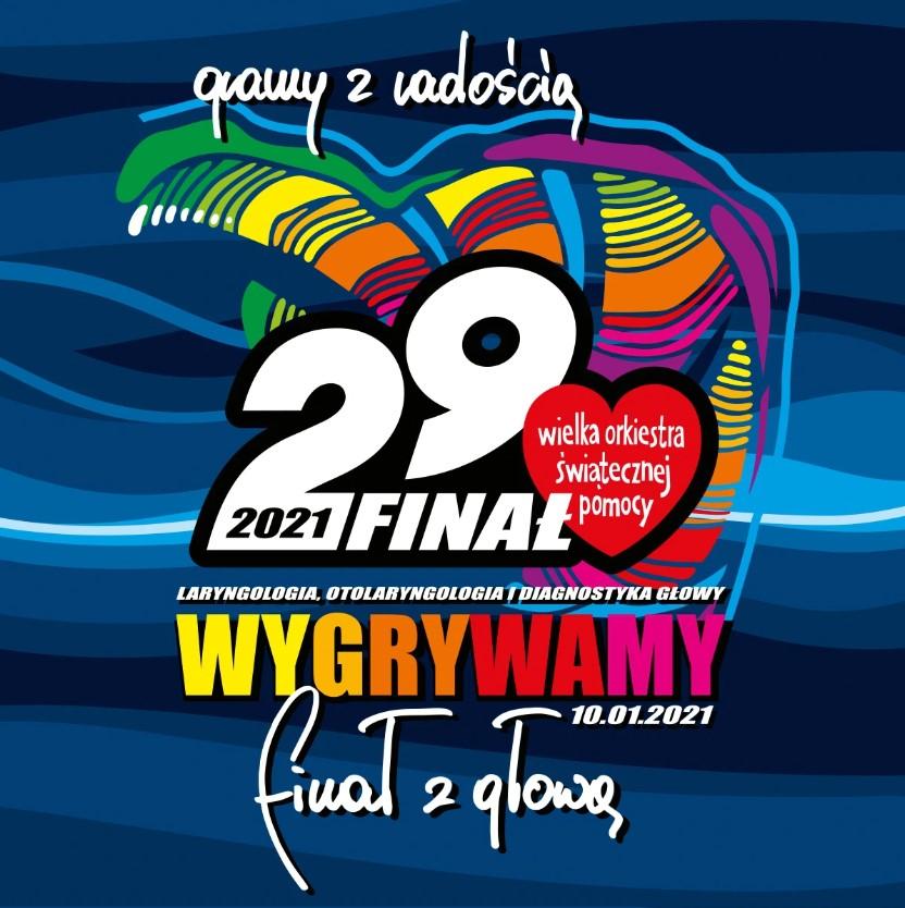 Grafika 29 finału WOŚP