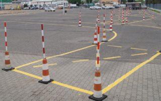 Plac manewrowy B