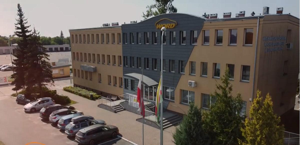 Zdjęcie budynku WORD